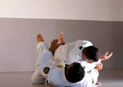 Breaking the Grip and Taking the Back From Guard