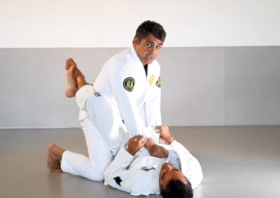 Opening and Passing the Guard from the Knees