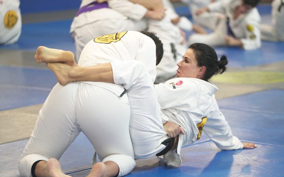 Girls on the mats! Gracie Humaita Sydney.