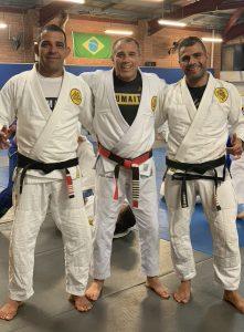 Bruno, Marcos and Royler Gracie