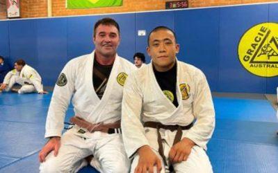 Gracie Humaita Brazilian Jiu-Jitsu Friendship